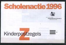 Nederland Blok 1701 kind 1996 (2 EXEMPL) IN ENVELOP-ZONDER ADRES