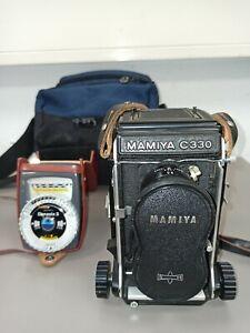Mamiya C330 Professional mit 2,8/80mm