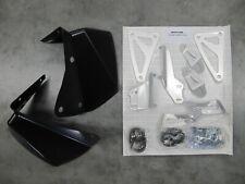 Wunderlich BMW R1200GS R1200GSA Foot Protector Set 8600317 Wally Flap Black