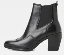 G-STAR RAW Damen Stiefel Stiefeletten Tacoma Boot Gr 38 schwarz Leder NEU