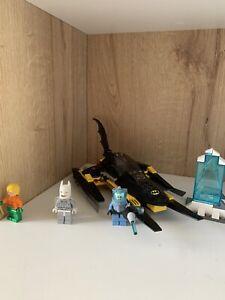 LEGO DC Universe Super Heroes Arctic Batman vs. Mr Freeze Aquaman on Ice (76000)