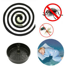 Mosquito Insect Pest Repellent Coils and Stand For Holiday Or Home High Grade