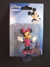 Disney Minnie Mouse PVC figurine Cake Topper New in Blister Pack