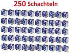 Streichhölzer Riesaer Zündhölzer 250 Schachteln 9.500 Stück