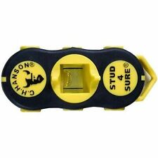 Detector de precisión de metal magnético Stud Finder Localizador De Tornillo De Uñas nivel de rotación