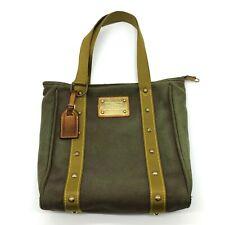 LOUIS VUITTON Antigua Cabas MM Tote Bag