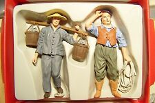 Preiser G 1:22.5 scale 45105 Old Time Chinese Railroad Workers (c.1900) Figures