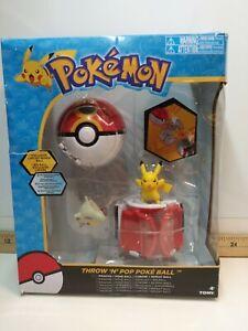 2016 Pokemon Throw N Pop Poke Ball New