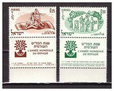 s30049) ISRAEL MNH** 1960 International year of refugees 2v