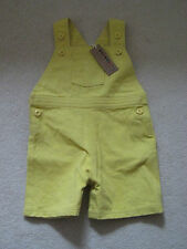 BNWT Designer Short Dungarees by Cololo 6 months - 3 years 5 colours