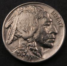 1937 Buffalo Nickel // Choice BU // (B172)