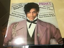 "PRINCE - SPANISH 12"" LP SPAIN CONTROVERSY WARNER 81 - FUNK"