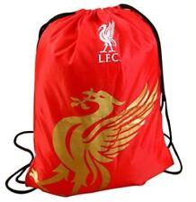 Liverpool FC Football Club Gym Bag. Drawstring. Sport / PE. Brand New