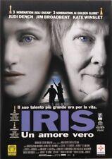 Dvd Iris - Un Amore Vero con Kate Winslet 2001 Nuovo