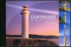 Australia 2512d, Complete Booklet, MNH. Lighthouses, 2006