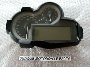 BMW R1200 GS KMH 17 16 Speedometer Speedo Instrumentenkombi Tachometer Clocks