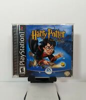 Harry Potter PS1 Harry Potter and the Sorcerer's Stone Sony PlayStation 1, 2001