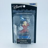 Disney Magical Collection Fantasia Mickey Mouse Figure Japan TOMY