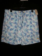 Tommy Bahama Men's Swimsuit, Naples Shell We Dance Trunks Large New With Tags