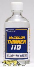 El Sr. color thinner 110ml-Mr. hobby/Gunze Sangyo t102 - 45,00 euros/1l