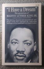 I Have A Dream : Martin Luther King - Softcover  1968