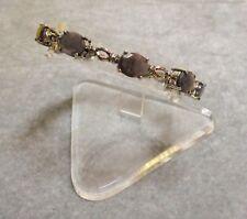 M6JA/ Silver Sapphire Bracelet
