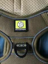New listing Atopark Dog Harness - Army Yellow - Size M (new No Tags)