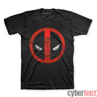 DEADPOOL T-Shirt Logo Distressed Officially Licensed Marvel Comics S M L XL 2XL