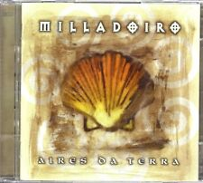 MILLADOIRO AIRES DA TERRA DOBLE CD Album FOLK CELTIC CELTA