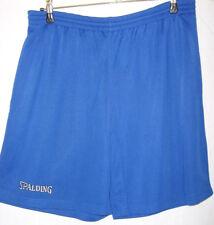 SPALDING  Basketball-Hose   blau  Größe XXL