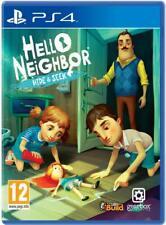 Hello Neighbor: Hide & Seek (PlayStation 4)