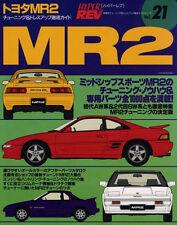 [BOOK] Toyota MR2 Hyper REV vol.21 AW SW AW11 SW20 3S-G 4A-G TRD WRC Le Mans
