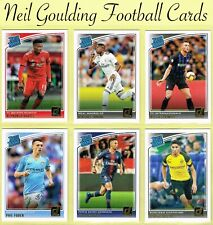 DONRUSS SOCCER 2018-2019 ☆ RATED ROOKIE ☆ Football Cards #176 to #200
