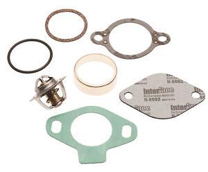 Thermostat Kit W/ Sleeve for Mercruiser 140 Degree 4.3 5.0 5.7 7.4 8.2 807252Q4