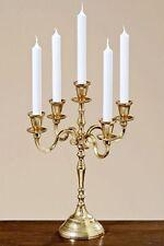 Mehrarmige Deko-Kerzenleuchter im Antik-Stil aus Metall