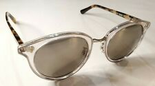 Oliver Peoples Spelman Sunglasses Silver Brushed / Gray OV5323S 146739 50-22-145
