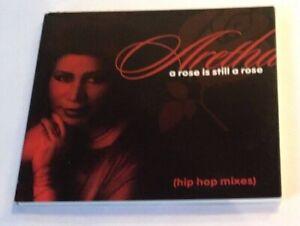 SCARCE HIP HOP MIXES PROMO A Rose Is Still a Rose Single Aretha Franklin 1998