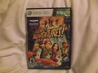 Kinect Adventures (Microsoft Xbox 360, 2010) Complete, Tested & Working
