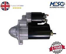 BRAND NEW STARTER MOTOR FITS FOR AUDI 80 1.8 2.0 E S 16V quattro 1986-1991
