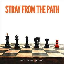 STRAY FROM THE PATH - ONLY DEATH IS REAL USED - VERY GOOD CD