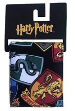 Harry Potter Hogwarts Houses Biofold Novelty Wallet