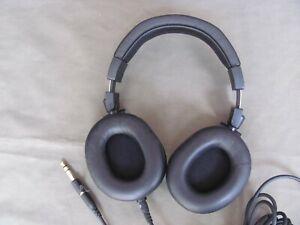 Audio Technica ATH-M50X Black Studio Headphones ATH-M50xBK