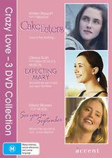 Crazy Love (3 disc/movies box set) (DVD) - ACC0240