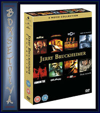 JERRY BRUCKHEIMER ACTION COLLECTION - 8 MOVIES *BRAND NEW DVD BOXSET*