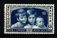 BELGIUM - BELGIO - 1935 - Beneficenza. Principini reali -