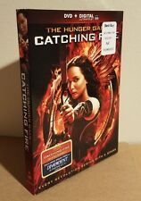 Brand New The Hunger Games Catching Fire DVD W/ Digital Copy