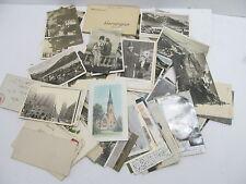 MES-46743Alte Post/Glückwunschkarten 90 St.,ohne Original Verpackung,
