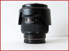 EXCELLENT Sony SAL1650 16-50mm f/2.8 Aspherical DT SSM Zoom A-Mount Lens    #553