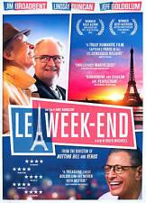 Le Week-End (DVD, 2014) Jim Broadbent,Lindsay Duncan - Quality Used Item!