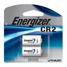 2-PACK - ENERGIZER CR2 LITHIUM 3V BATTERY - *FRESH* EXPIRATION DATE 12-2028